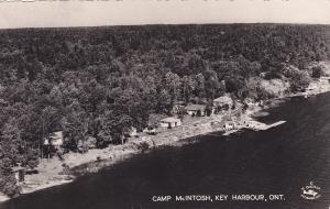 RP: KEY HARBOR , Ontario , Canada , 1958 ; Camp McIntosh