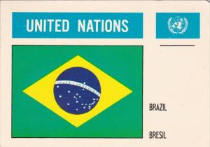 Flag Of Brazil United Nations