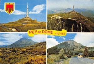 BR57241 Le puy de Dome    France