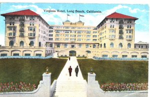 Virginia Hotel, Long Beach, California