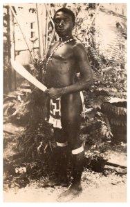 Native  Bush Negro