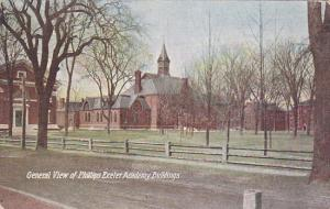 General View of Phillips Exeter Academy Buildings, New Hampshire, 00-10s