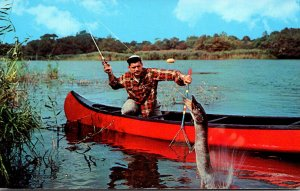 Fishing A Tough One To Land