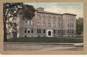 NEW BRITAIN , Connecticut , 1906 ; High School
