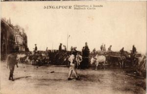SINGAPORE PC Bullock Caris (a1463)