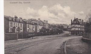 Scotland Gourock Cardwell Bay Street Scene