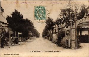 CPA  La Baule - La Grande Avenue  (588090)