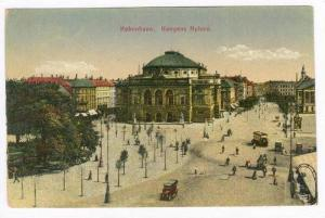 Kobenhavn. Kongens Nytorv, Denmark, PU-1920