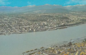 NEW WESTMINSTER , Manning Park , B.C. , Canada , 1950-60s ; Aerial View