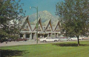 Canada Astoria Motor Inn Jasper National Park Alberta