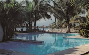 NUEVO VALLARTA , Nay. , Mexico , 1950-60s ; Condohotel MARIVAL Swimming Pool