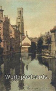 Quai du Rosaire Bruges, Belgium Unused
