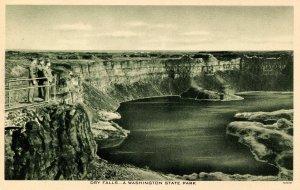 WA - Dry Falls State Park