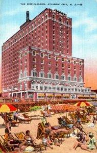 New Jersey Atlantic City The Ritz-Carlton Hotel
