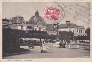 Switzerland Geneve Le Kursaal 1909