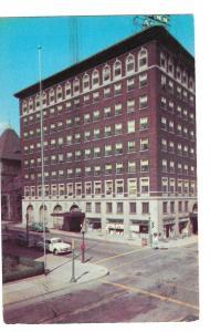 Altoona PA Hotel Penn Alto Vintage Postcard 1958