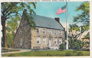 TOTTENVILLE , S.I. , NYC , 1910s ; Conference House