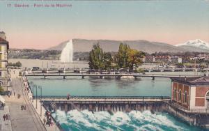 Pont de la Machine, Geneve, Switzerland, 00-10s