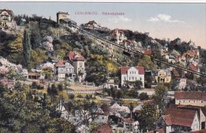 Germany Loschwitz Schwebebahn