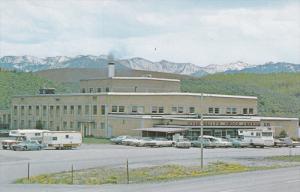 Star Valley Dairy Farms , U.S. Highway 89 , THAYNE , Wyoming , 50-60s