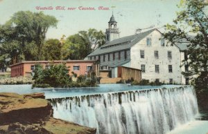 TAUNTON , Massachusetts, 1910 ; Westville Mill
