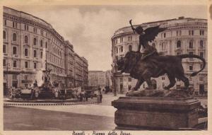 Piazza Della Borsa, Napoli (Campania), Italy, 00-10s