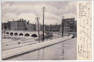 Erie Canal Aqueduct, Rochester NY
