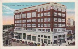 Masonic Bldg., Ponca City, Oklahoma,  00-10s
