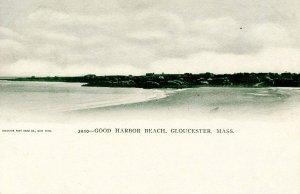 MA - Gloucester. Good Harbor Beach