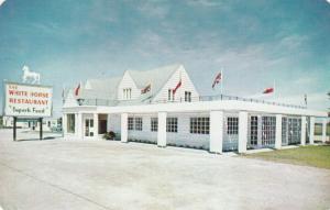PARIS , Ontario , 1950s-60s ; White Horse Restaurant