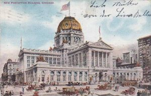 Illinois Chicago New Post Office Building 1907