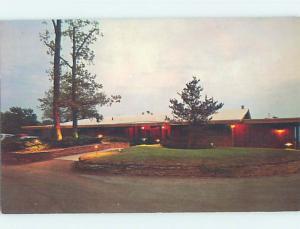 Pre-1980 INN SCENE Battle Creek Michigan MI G9068