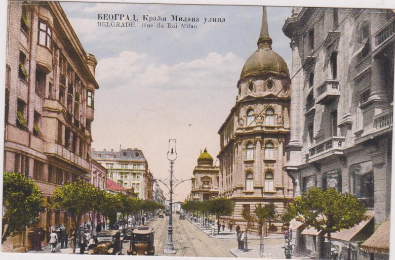 BELGRADE , Serbia , 1929