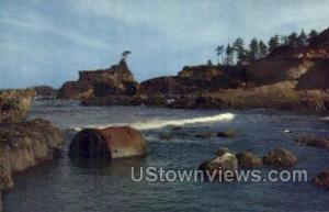 Boiler Bay, OR, Oregon Boiler Bay OR Unused