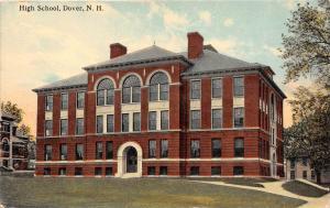 25490 NH, Dover, High School