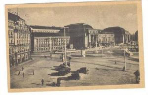 Leipzig , Germany , PU-1945 ; Hauptbahnhof