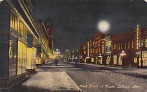 28th Street , Night , Billings , Montana , 00-10s