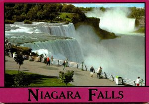 New York Niagara Falls American Falls