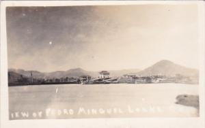 Panama View Of Pedro Miguel Locks Real Photo