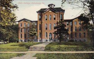 Pennsylvania College Oskaloosa Iowa