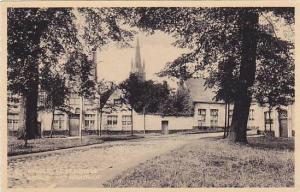 Le Beguinage, Bruges (West Flanders), Belgium, 1910-1920s