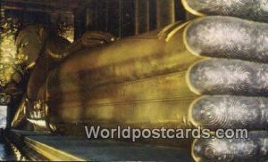 Reclining Buddha, Wat Po Bangkok Thailand Unused
