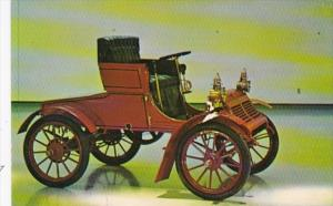 Vintage Auto 1902 American Runabout