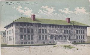 GARY, Indiana, 1900-1910's; Y.M.C.A. Building