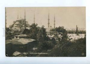 227127 TURKEY CONSTANTINOPLE Sultan Ahmed mosque Vintage NPG
