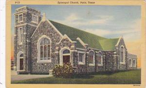 Texas Paris Episcopal Church Curteich