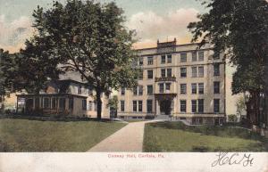 CARLISLE , Pennsylvania, PU-1907 ; Conway Hall