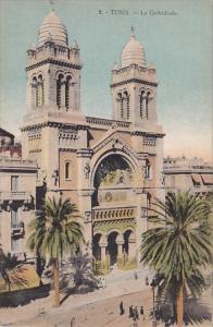 Tunisia Tunis La Cathedrale