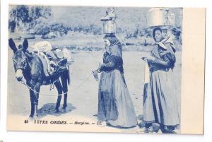 Types Corses Bergeres L France Women