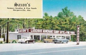 Alabama Harpersville Saxon's Homemade Candies & Gifts sk5371